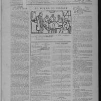 Le Coup de canon, numéro du 16 mai 1918