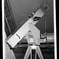 Lunette astronomique de l'abbé Levert