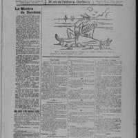 Le Coup de canon, numéro du 17 août 1918