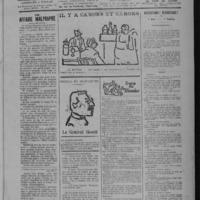 Le Coup de canon, numéro du 16 juin 1918