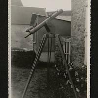 Lunette astronomique de Paul Levert