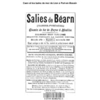 Caen et les bains de mer de Lion à Port-en-Bessin