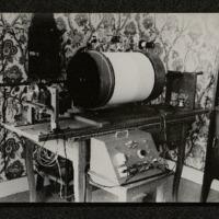 Sismographe de l'abbé Levert